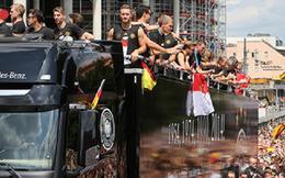 Kinh tế Đức cảm ơn World Cup