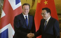Trung Quốc đẩy mạnh đầu tư vào Anh trong 10 năm tới