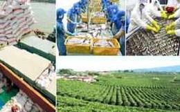 [Infographic] Toàn cảnh xuất khẩu nông, lâm, thủy sản năm 2012