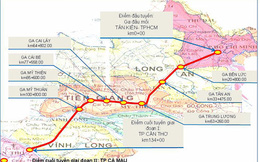 3,6 tỉ USD cho đường sắt từ Sài Gòn về miền Tây