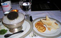Trứng cá tầm tiền tỷ: Giấc mộng bá chủ 'vàng đen'