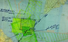 Tiếp cận khu vực có vật thể nghi là mảnh ô cửa thoát hiểm máy bay