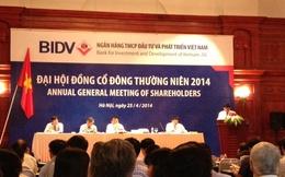 BIDV đạt 1.800 tỷ đồng LNTT trong quý 1