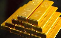Giá vàng tăng mạnh nhất trong 7 tuần