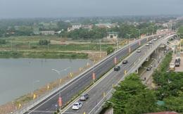 Chính thức thông xe cầu vượt đường sắt Bắc-Nam