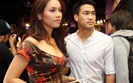 Á hậu Hoàng My tay trong tay với em chồng Tăng Thanh Hà