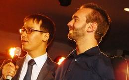 'Thầy giáo huyền thoại' Nguyễn Ngọc Ký nói về Nick Vujicic