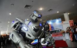 1/2 số nhân viên hiện nay tại Mỹ sẽ được thay thế bằng robot?