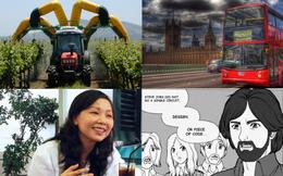 [Nổi bật] Cách người Israel làm nông, nữ doanh nhân Việt khởi nghiệp từ... áo lót