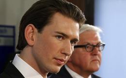 Chân dung Ngoại trưởng 27 tuổi của nước Áo