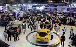 Vì đâu triển lãm ôtô lớn nhất 2014 'né' Hà Nội?