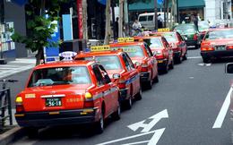 Đáng ngưỡng mộ như tài xế taxi ở Nhật Bản
