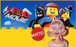 Đánh bại nhà sản xuất búp bê Barbie, Lego trở thành hãng đồ chơi lớn nhất thế giới