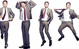 [Infographic] Cách mặc đồ công sở 'chuẩn' của nam giới