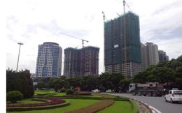 Cất nóc tòa nhà 40 tầng tại Hà Nội