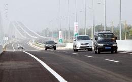 Cao tốc hơn 20.000 tỷ đồng mới thông xe đã lún