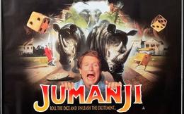 [Phim hay] Jumanji: Cùng Robin William trở về tuổi thơ