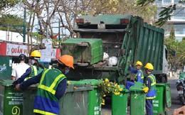 """TP.HCM: Nguy cơ công nhân không gom rác vì bị """"treo"""" lương"""