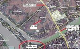 Cầu Đông Trù sẽ hoàn thành vào cuối năm 2014