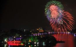 3 doanh nghiệp hỗ trợ 4,5 tỷ bắn pháo hoa ngày Giải phóng Thủ đô