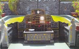 Ngôi mộ đặc biệt của 'bà bán bún nghìn tỷ'