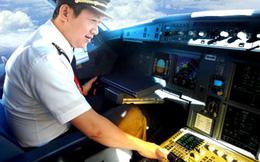 Cơ trưởng người Việt duy nhất của Vietjet Air: Một mình sang Mỹ tự túc học lái máy bay
