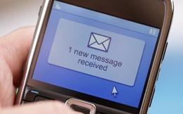 Được dùng tin nhắn SMS để điều hành công việc