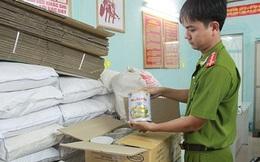 Phá điểm sản xuất sữa có nguồn gốc Trung Quốc