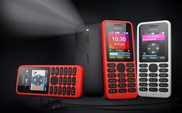 Hãng Microsoft ra mắt điện thoại cơ bản, giá rẻ Nokia 130