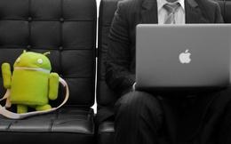 iOS mất dần thị phần, nhưng vẫn bỏ xa Android ở mảng doanh nghiệp
