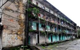 Hà Nội có hơn 1.500 chung cư cũ