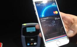 Hệ thống thanh toán di động Apple Pay khởi động vào tháng 10