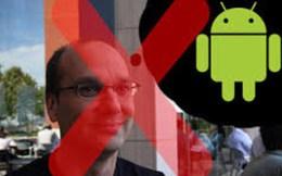 Cha đẻ Android bị giáng chức vì mâu thuẫn với CEO Google