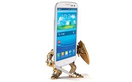 Samsung ơi, lợi đâu chẳng thấy...