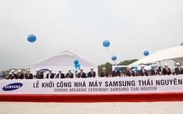 Thái Nguyên chính thức duyệt ưu đãi cho Samsung