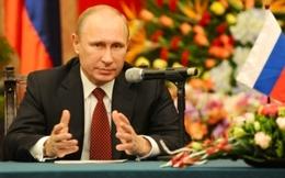 Tổng thống Putin hội đàm với các nhà lãnh đạo Việt Nam