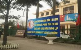 Từ Liêm: Ra mắt lãnh đạo 2 quận mới