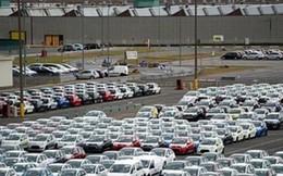 Doanh số bán xe tại châu Âu khởi sắc