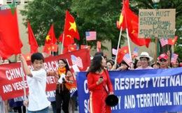 Cộng đồng người Việt ở các nước lên án Trung Quốc