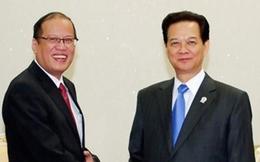 Thủ tướng kết thúc tốt đẹp chuyến thăm Philippines