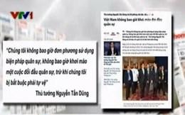 Báo chí đánh giá cao bài phát biểu đanh thép của Thủ tướng