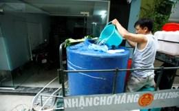Chuyện mất nước sinh hoạt ở khu chung cư Đại Thanh