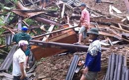 Bão số 2 làm 13 người chết và mất tích ở các tỉnh miền núi phía Bắc