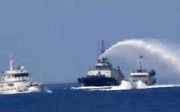 Cảnh sát Biển Việt Nam cương quyết, mềm dẻo tránh va chạm