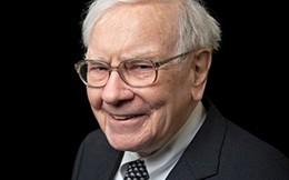 Warren Buffett: 'Tôi may thôi'
