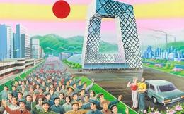 Trung Quốc dưới nét vẽ của họa sĩ Triều Tiên