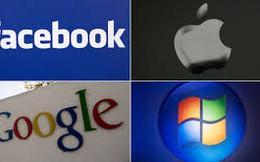 Tứ đại gia công nghệ Google, Microsoft, Facebook, Apple làm ăn như thế nào trong quý 2?
