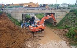 Vỡ đường ống nước sông Đà lần thứ 9: Hà Nội sẽ tự làm tuyến đường ống dẫn nước mới?