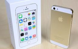 iPhone 5S chính hãng sẽ bán vào 15/11, giá từ 15,8 triệu