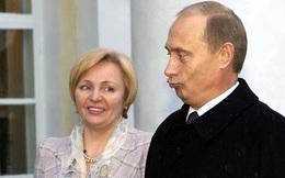 Hình ảnh ông Putin và vợ ngày còn bên nhau